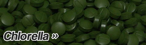 Chlorella - The perfect whole food, packed with nutrients needed by every human body, in near-perfect ratios.